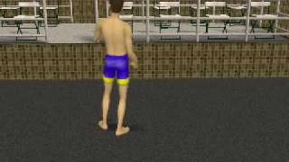 The Sims 2 (Глюкоза-Танцуй Россия)