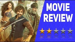 Thugs Of Hindostan - Movie Review | Amitabh Bachchan | Aamir Khan | Katrina Kaif | Fatima