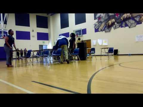 Fannin middle school assembly part 1