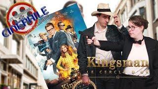 Les chroniques du cinéphile - Kingsman : le Cercle d'Or (Feat Capucine Lantenois)