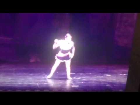 Alyssa Mezzatesta Mambo Dance 2008
