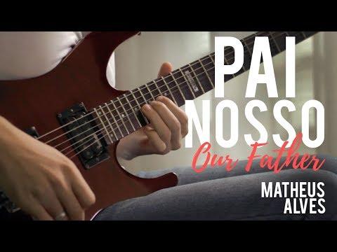 Pai Nosso (Our Father) - Ministério Pedras Vivas (Guitarra Instrumental)
