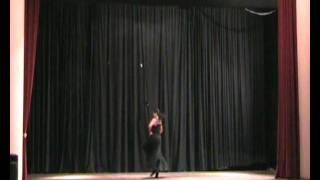 Danças Sevilhanas - Professora Carla Fonseca