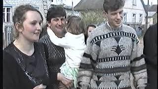 ТАНЦЫ на улице в 90-х во время СВАДЬБЫ!!! 3ч.