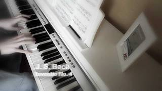 J.S. Bach - Inventio 4 in D minor - Piano HD