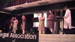 Rupak Das,Song,Bhoomi,Bangla Band,BAGA Kobijayanti,2005,Atlanta
