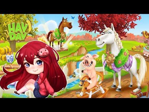Hay Day - มาทำภารกิจแข่งม้ากันเถอะ