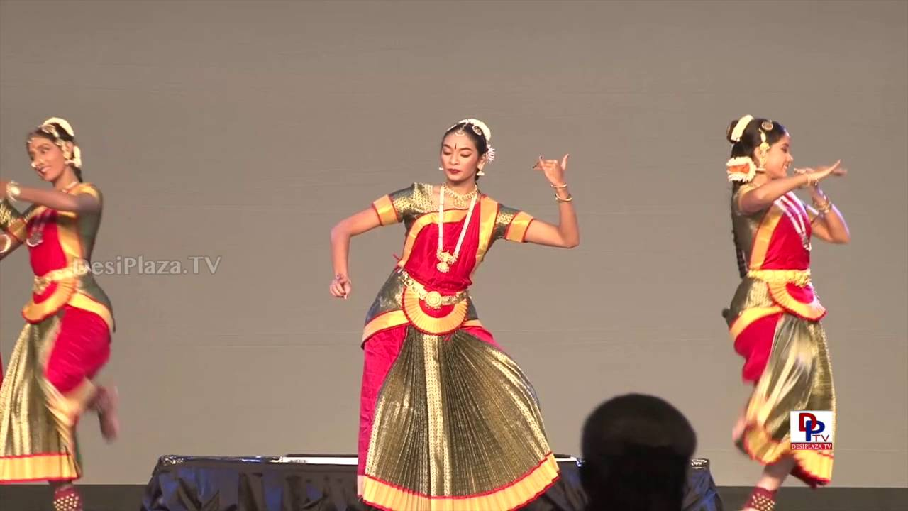 Part 1. Vijayotsava Dance at 9th AKKA World Kannada Conference