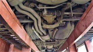 BMW E46 замена бензофильтра...