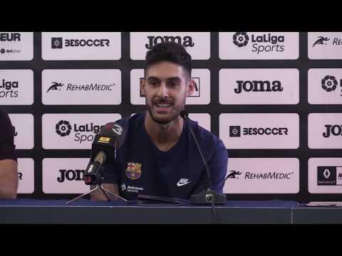 Supercopa de España 2019: Adolfo (Barça)