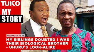 The Untold story of President Uhuru's look alike | Tuko TV