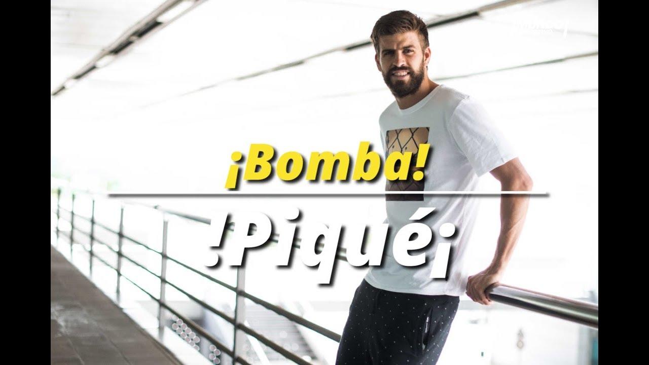 """¡Bomba Piqué!  """"Quiero comprar un equipo de fútbol y crear una competición"""" c8ce3a62eb1dd"""