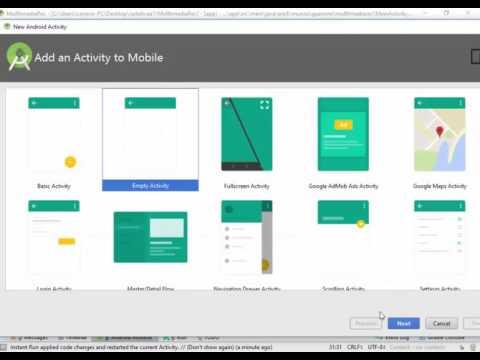 Android- VideoView, MediaPlayer y uso de la cámara