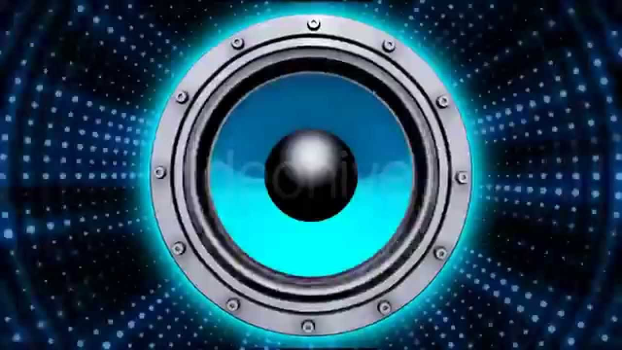 Big Bass Speakers - VJ Loops Pack (3in1) - YouTube