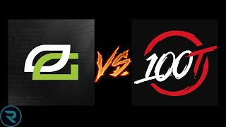 OpTic vs 100T Insane Match! | HP On Frequency