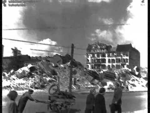 LAttentat Wutanfall Leipzig in Truemmern 1981