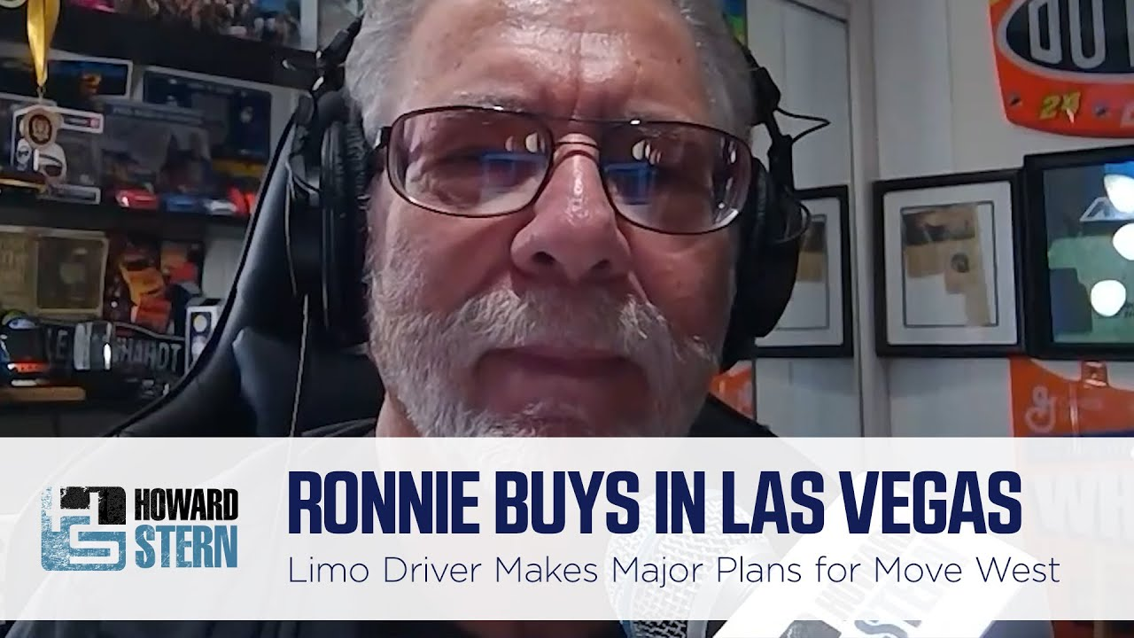 Ronnie the Limo Driver Reveals He Bought Property in Las Vegas
