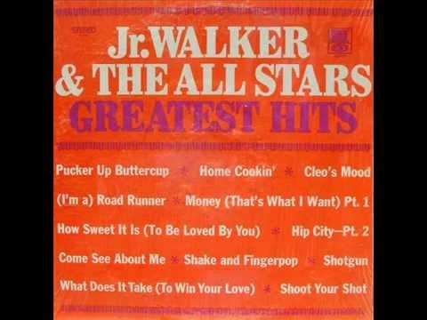 Jr  Walker & The All Stars - Pucker Up Buttercup