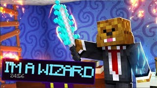 *NEW* INVISIBLE WAND PRANK - MINECRAFT MODDED BATTLEDOME | JeromeASF