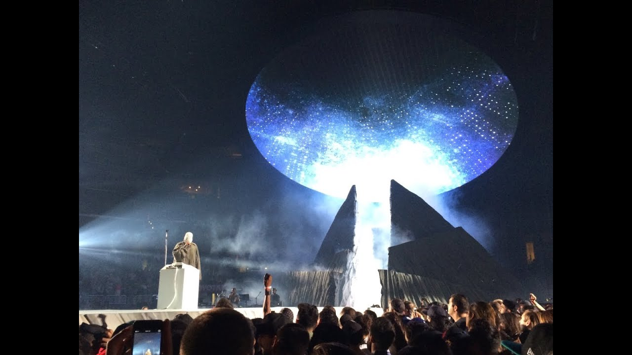 """All of Kanye West's """"rants"""" from the 2013 Yeezus tour"""