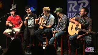 Backstreet Boys Perform Live at MIX100.7