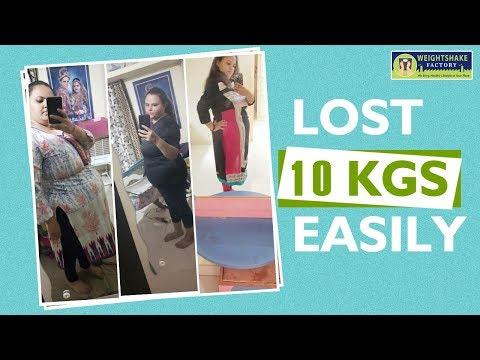lost-10-kgs-easily--weightshake-factory
