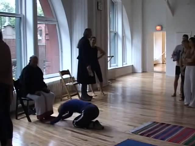 Gurudji Ashtanga Yoga Workshop Youtube