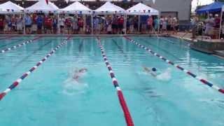 2013-06-15 - Daeni Freestyle 25m - Angle 1