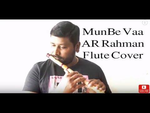 Masala Coffee | Munbe Vaa | Flute Cover | Vinaya Kancharla