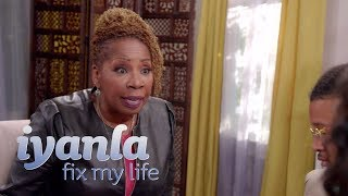 "Iyanla Rejects Rita's Excuses: ""When A Child Calls, You Drop Everything"" 
