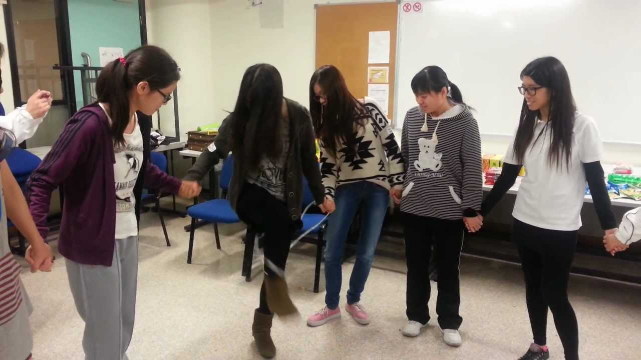 Lead to Change team building activity - YouTube