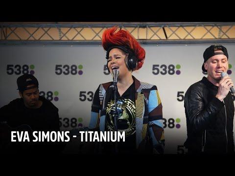Eva Simons - Titanium (acoustic)