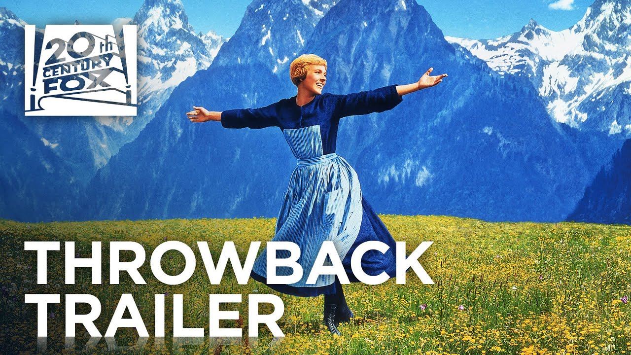 The Sound of Music | #TBT Trailer | Fox Family Entertainment
