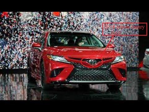 2018 toyota 0 60.  Toyota 2018 Toyota Camry 060 On 0 60
