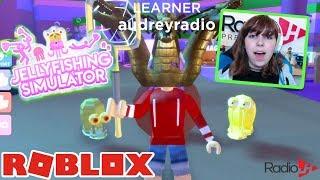 Roblox Jellyfishing Simulator & Obby - RadioJH Spiele