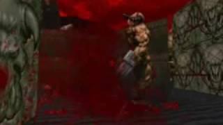 Brutal Doom - Cyberdemon Melee Attack.