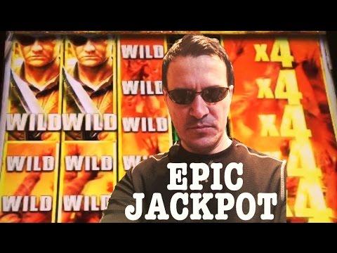 casino jackpot as it happens