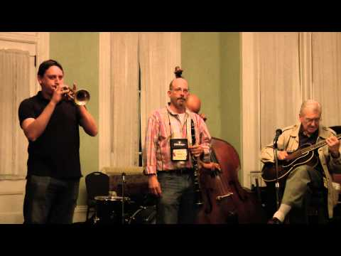 """""""IT'S A SIN TO TELL A LIE"""": MARTY GROSZ at JAZZ AT CHAUTAUQUA 2012"""