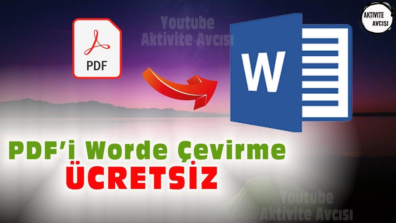 Ucretsiz Ve Programsiz Pdf Dosyasini Jpg Cevirme How To Convert Pdf To Jpg Without Using Software Youtube