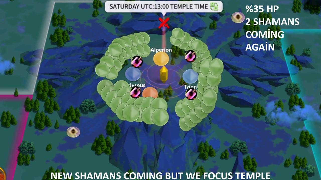 Rise Of Civilizations - Lost Temple Attack Plan