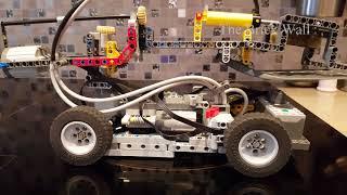 ワクワクが止まらない!LEGOで作った『朝食マシン』がずっと見ていられる