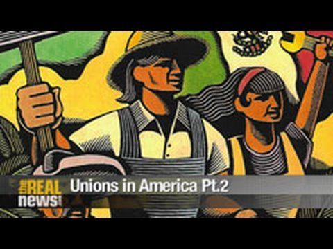 The war against unions