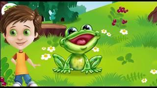 Как говорят животные - Домашние и лесные животные - Звуки предметов Развивающие мультики для детей