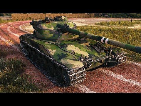 Bat.-Châtillon 25 t - 14 KILLS - Brutal Legend - World of Tanks Gameplay thumbnail