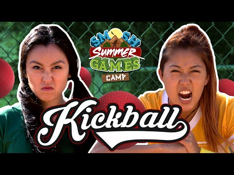 SLIP N SLIDE KICKBALL (Smosh Summer Games) - YouTube