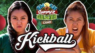 Download SLIP N SLIDE KICKBALL (Smosh Summer Games) Mp3 and Videos