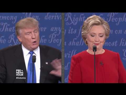 Thumbnail: The SJW View: Gender Swapped, Trump and Clinton Debate