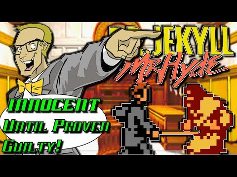 Dr. Jekyll and Mr. Hyde (NES/Nintendo) - INNOCENT Until Proven Guilty!
