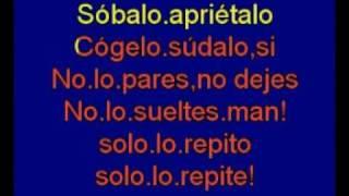 """CALO """" EL CUBO """" 07 KARAOKE"""