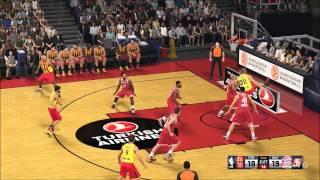 NBA 2K15 Gameplay (PC HD) [1080p]